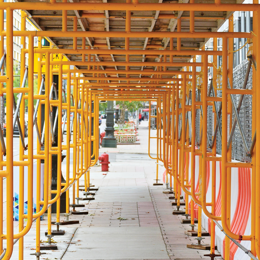 FUSE Equip provides construction equipment such as access solutions
